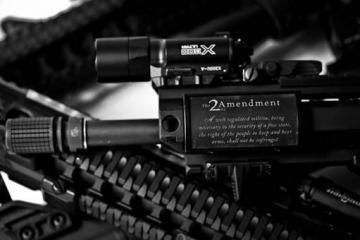 CUTSOM GUN RAILS - CUSTOM RAIL COVERS