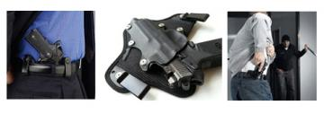 Inside Waistband Holsters (IWB)
