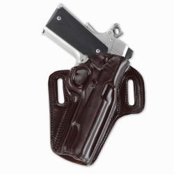 The right holster is as important as the right gun