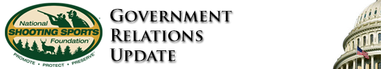 Government Relations Update - August 28, 2015