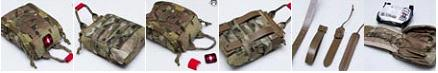 ITS Tactical ETA Trauma Kit Pouch Fatboy