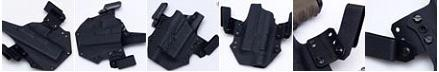 Pitbull Tactical Bloodline Holsters