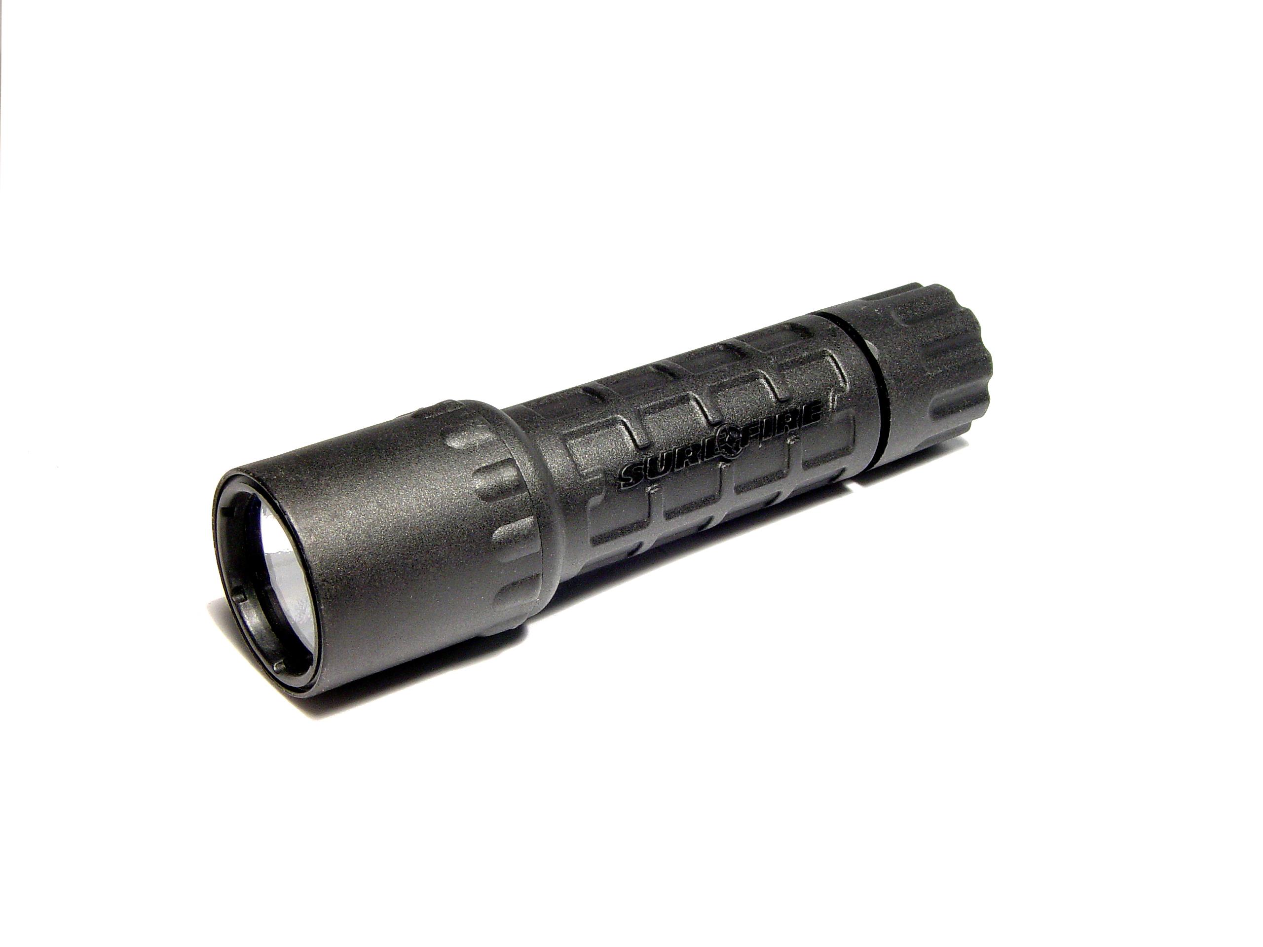 Black Surefire G2 Nitrolon Single Output Extremely White 17650 Flashlight 6p for sale online