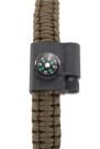 Stokes Paracord Accessory - Compass and Firestarter