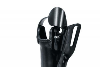 Hood Guard-Self Locking System