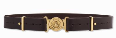 ADJUSTABLE SHELL POUCH BELT