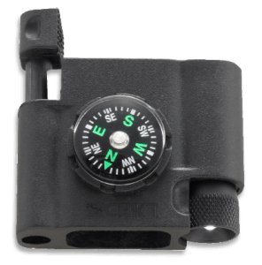 Stokes Paracord Accessory - Compass, Opener, Led and Firestarter