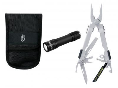 Maintenance Kit - Multi-Plier 600 / Firecracker Flashlight Combo