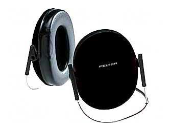 Bullseye H6B/V Earmuff NRR 19