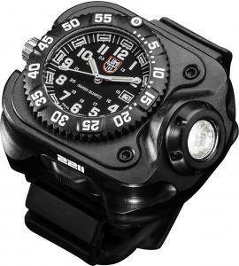 Compact Wristlight with Luminox Watch