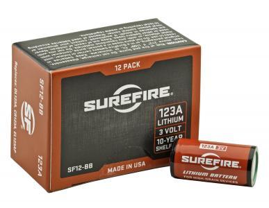 12 Sf123A Batteries