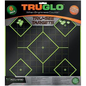 Tru-See Splatter Target 5-Diamond