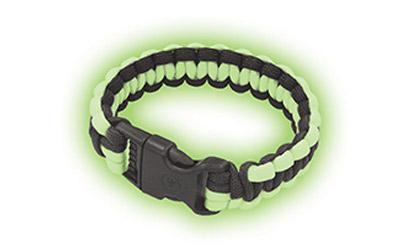 Survival Bracelet 8 inch, Glo
