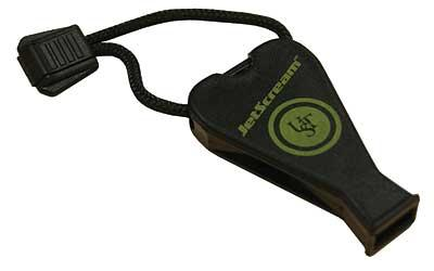 JetScream  Floating Whistle, Black