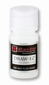 Draw-Ez Solution for Holsters